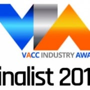 VACC Industry Awards Finalist 2019